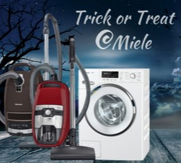 Trick or Treat @Miele!