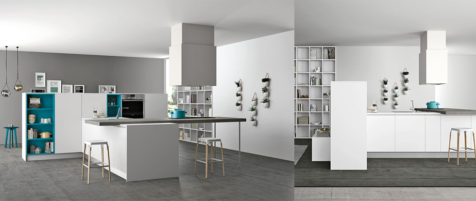 Bucatarie cromatica 2 thePerfectkitchen - miele boutique cluj